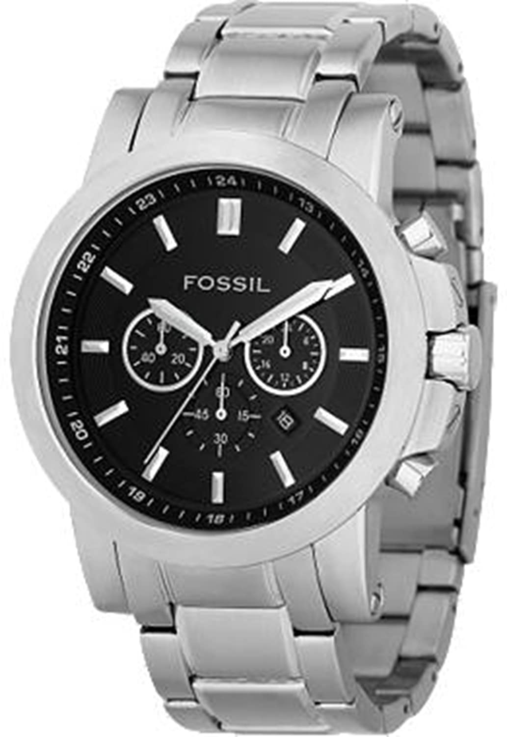 Fossil Mens Watch Stainless Steel Bracelet Fs4311 Ww Ch2600 Watches