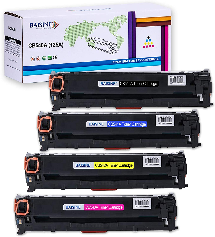 2x MWT PRO Toner SCHWARZ für HP Color LaserJet CM-1312-WB CP-1215 CP-1517-NI
