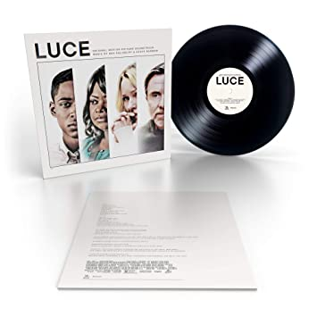 Ben Salisbury Geoff Barrow Luce Original Motion Picture Soundtrack 180 Gram Black Vinyl Amazon Com Music