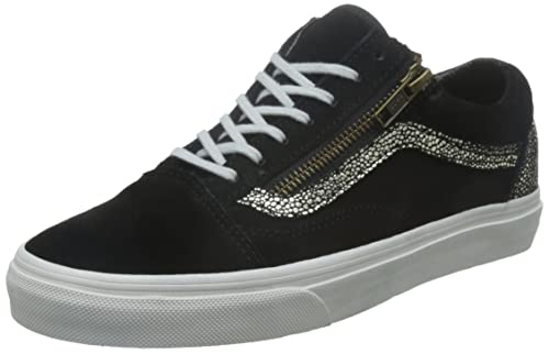 840610af773 Vans Old Skool Zip Womens Trainers  Amazon.co.uk  Shoes   Bags