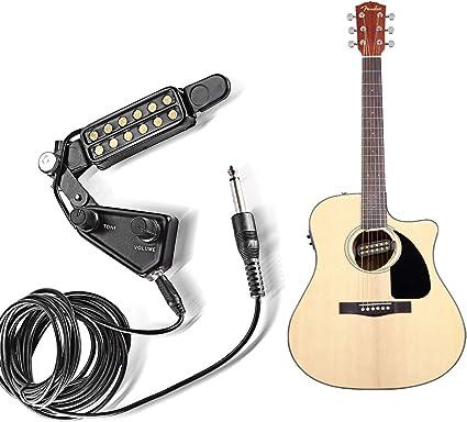 StyleZ - 12 amplificadores de sonido con cable de amplificador y ...