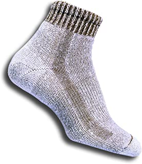 product image for Thorlos Men'S Moderate Cushion Lt Hiker Mini Crew with a Helicase Sock Ring