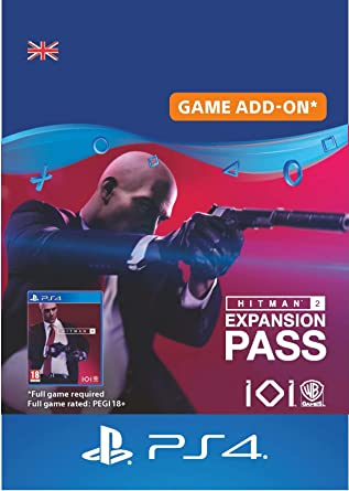 HITMAN 2 Expansion Pass DLC - PS4 Download Code - UK Account: Amazon