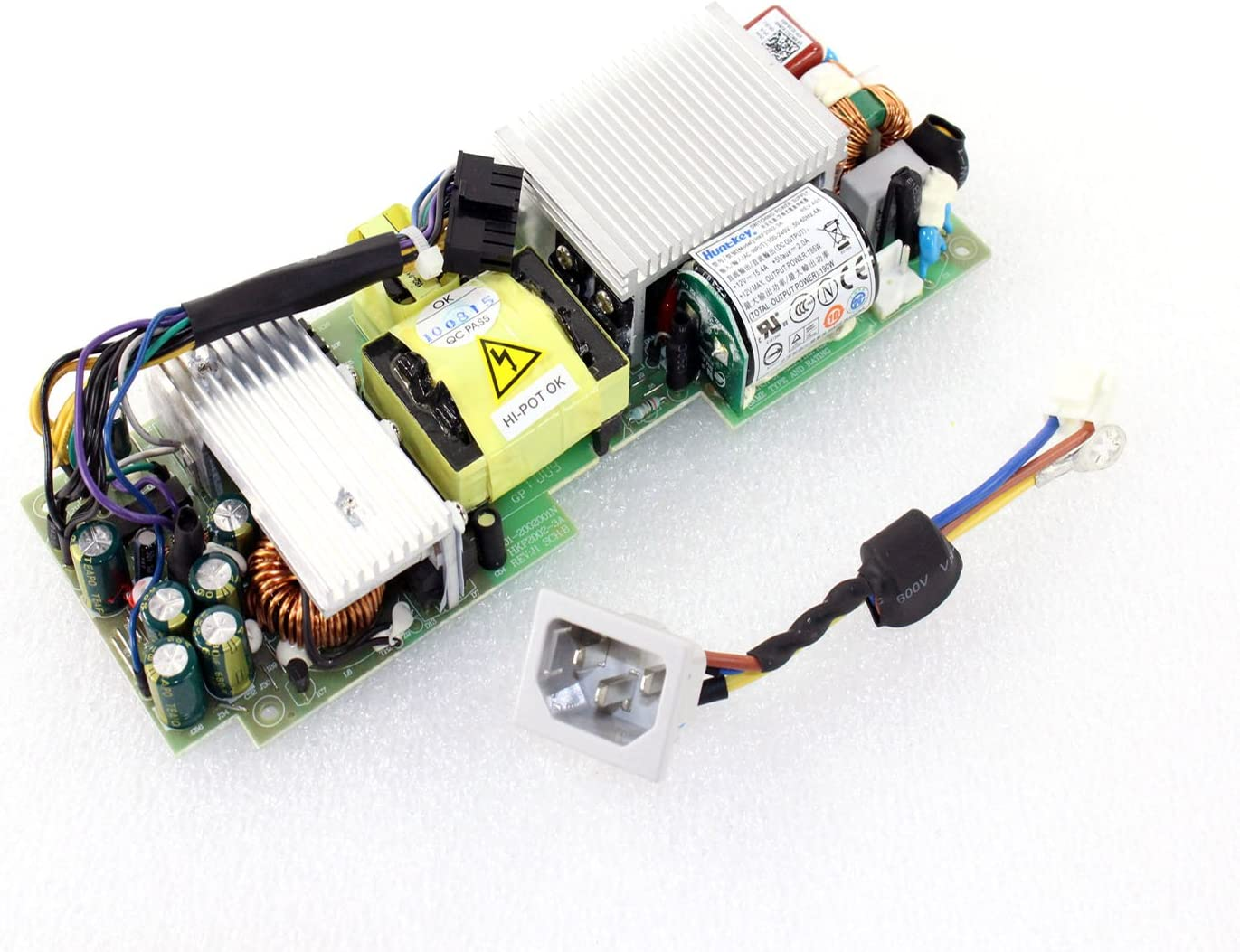 Dell N131J 190W Power Supply Unit PSU for Dell Desktop Studio One 1909 16-Pin Dell Part Numbers : N131J Dell Model Number: HKF2002-3A