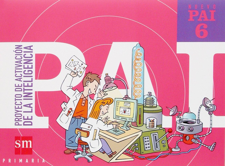 Nuevo proyecto de Activación de la Inteligencia. 6 Primaria pdf epub