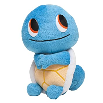 Pokemon Center Original Product Peluche Pokemon time Pitatto Squirtle