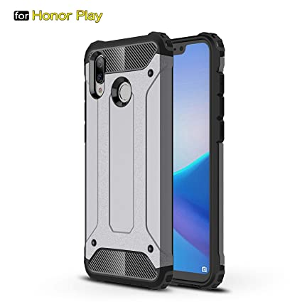 quality design d2071 2d871 Amazon.com: Yhuisen Huawei Honor Play case,Dual Layer Heavy Duty ...