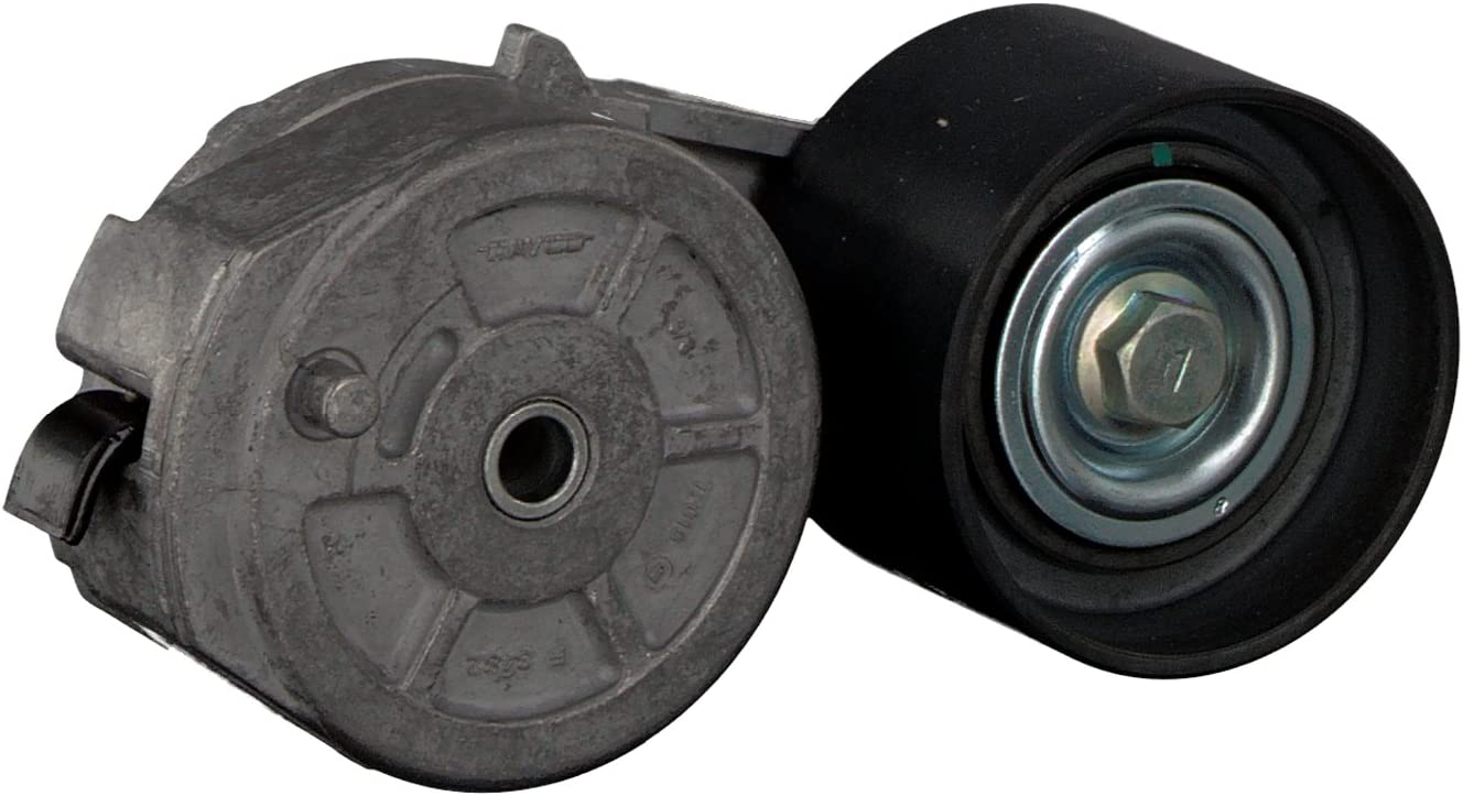 febi bilstein 22975 Tensioner Assembly for auxiliary belt pack of one