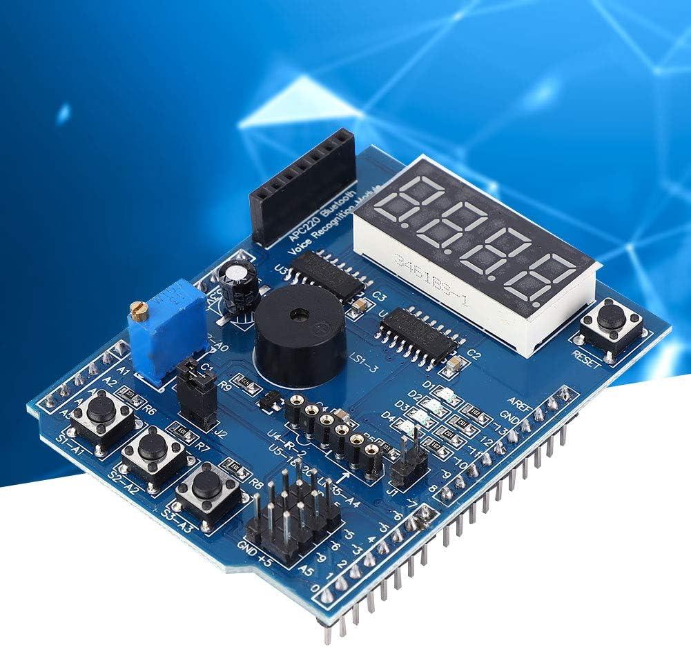 Multifunctional Expansion Board Shield Module Sensor Blocks Arduino UNO R3 Basic Learning Kit