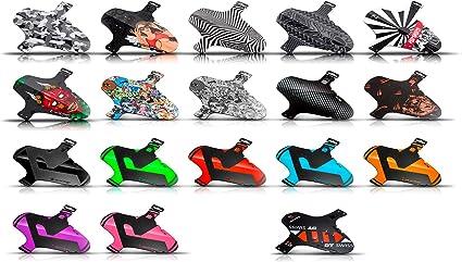 Riesel Design Schutzblech vorn SchlammPE Carbon 1 Stück