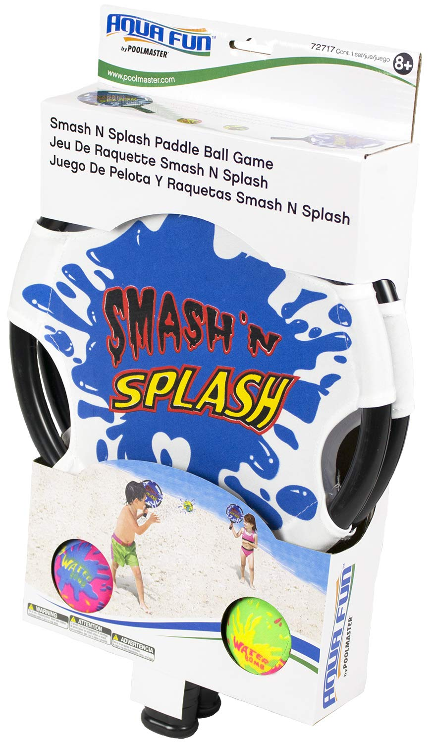 Poolmaster Smash 'n' Splash Water Paddle Ball Swimming Pool Game