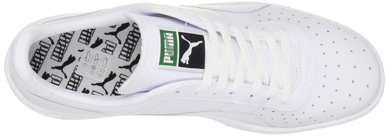 PUMA Men's GV Special Fashion Sneaker B0058XIKE2 4.5 M US|White/White