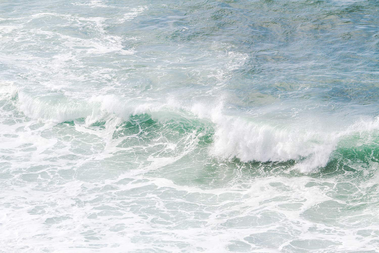 Ocean Photography artwork for home, Sea waves Pacific Coast Highway Horizontal wall art Coastal Print landscape Travel Photography