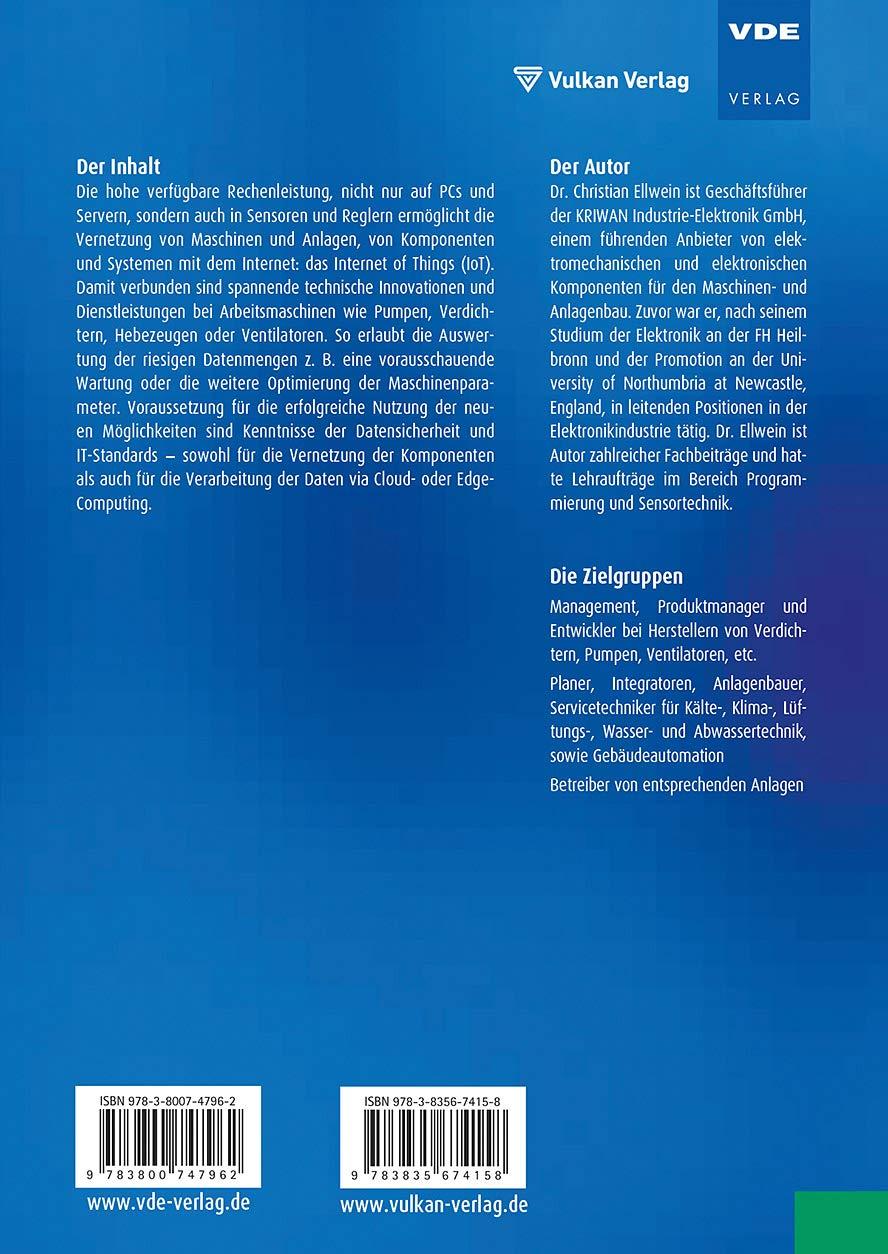 digitalisierung von verdichtern pumpen und ventilatoren