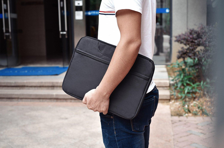11.6 Inch Laptop Sleeve Case Compatible Acer Chromebook R 11//2018 Newest Acer R11 11.6,ASUS Chromebook Flip C213SA//Chromebook C202SA 11.6,HP Dell Toshiba Samsung 11.6 Chromebook Notebook Bag,Pink