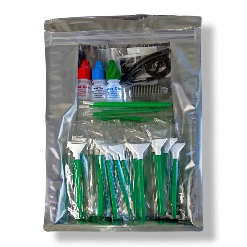 VisibleDust sensor cleaning Bulk 316 Plus Bundle MXD-100 Green 1.3x / 20 mm