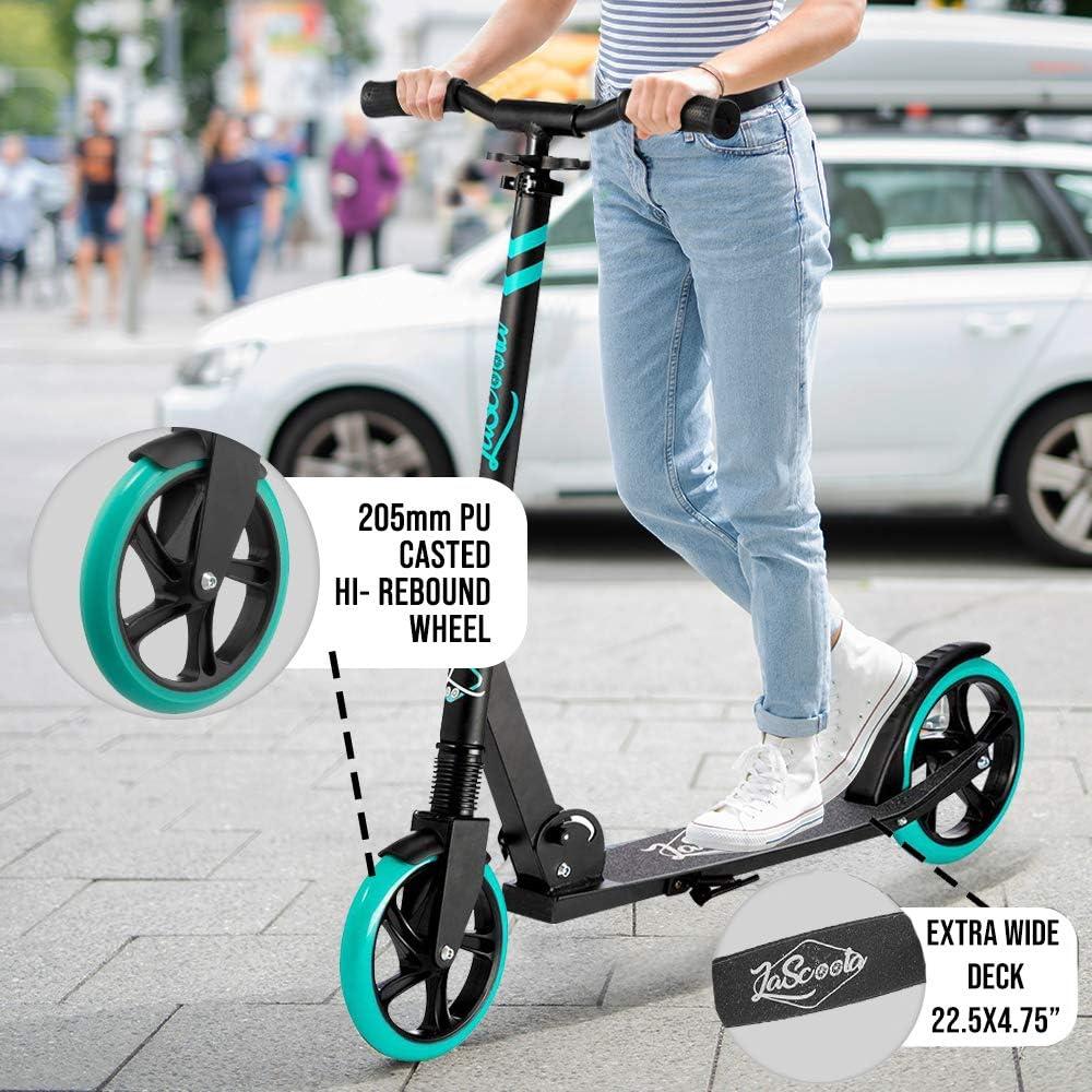 Amazon.com: Lascoota Scooters para niños de 8 años en ...