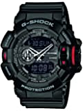 G-Shock Men's GA-400-1BER Digital Quartz Black Watch