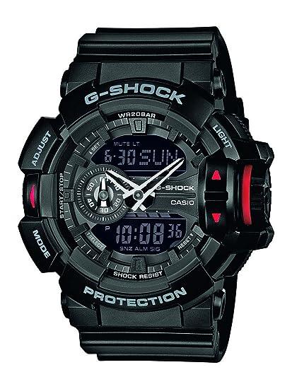 fcbef165c7d2 Casio GA-400-1BER G-Shock - Reloj Hombre Correa de Resina