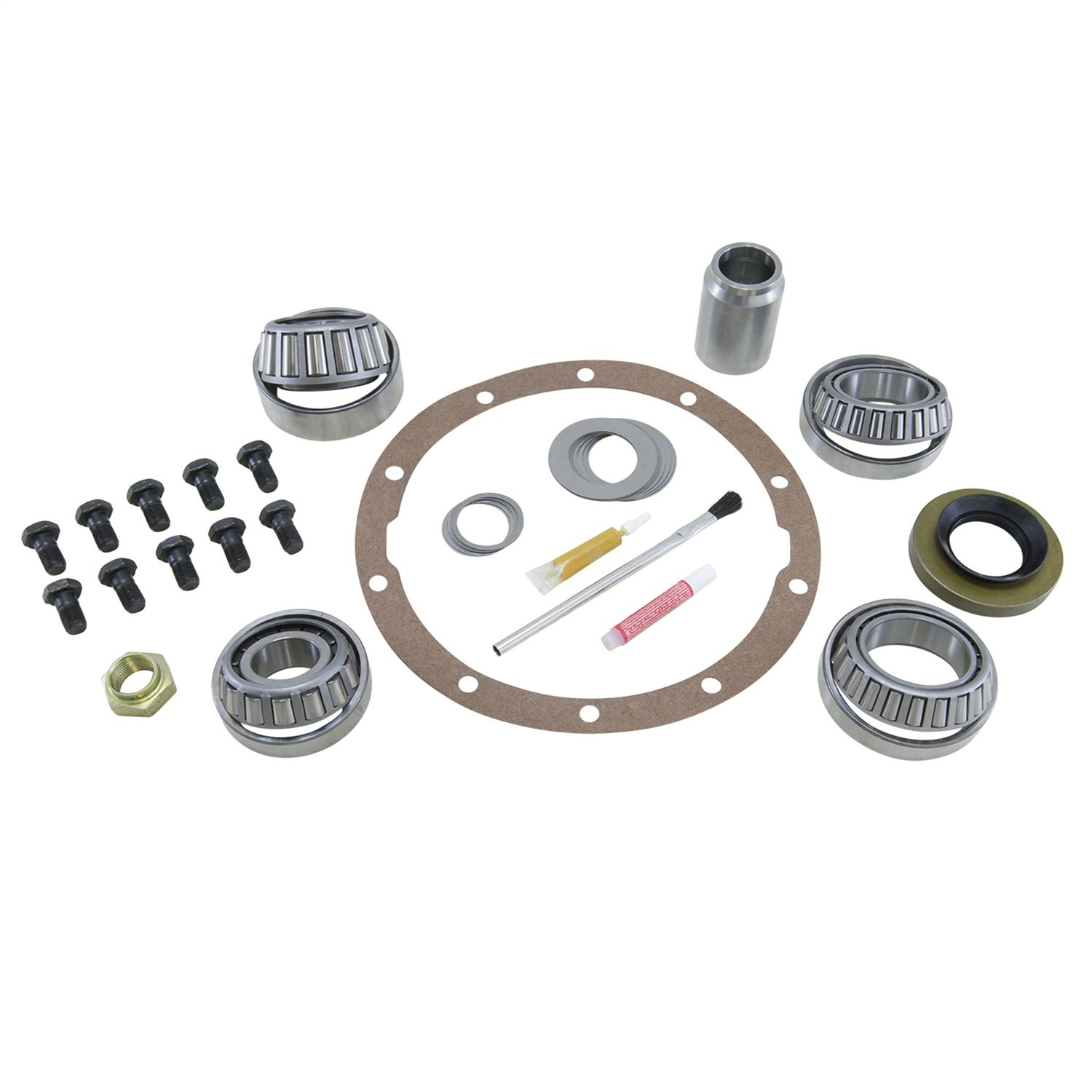 USA Standard Gear (ZK T8-A-SPC) Master Overhaul Kit for Toyota 8'' Differential by USA Standard Gear