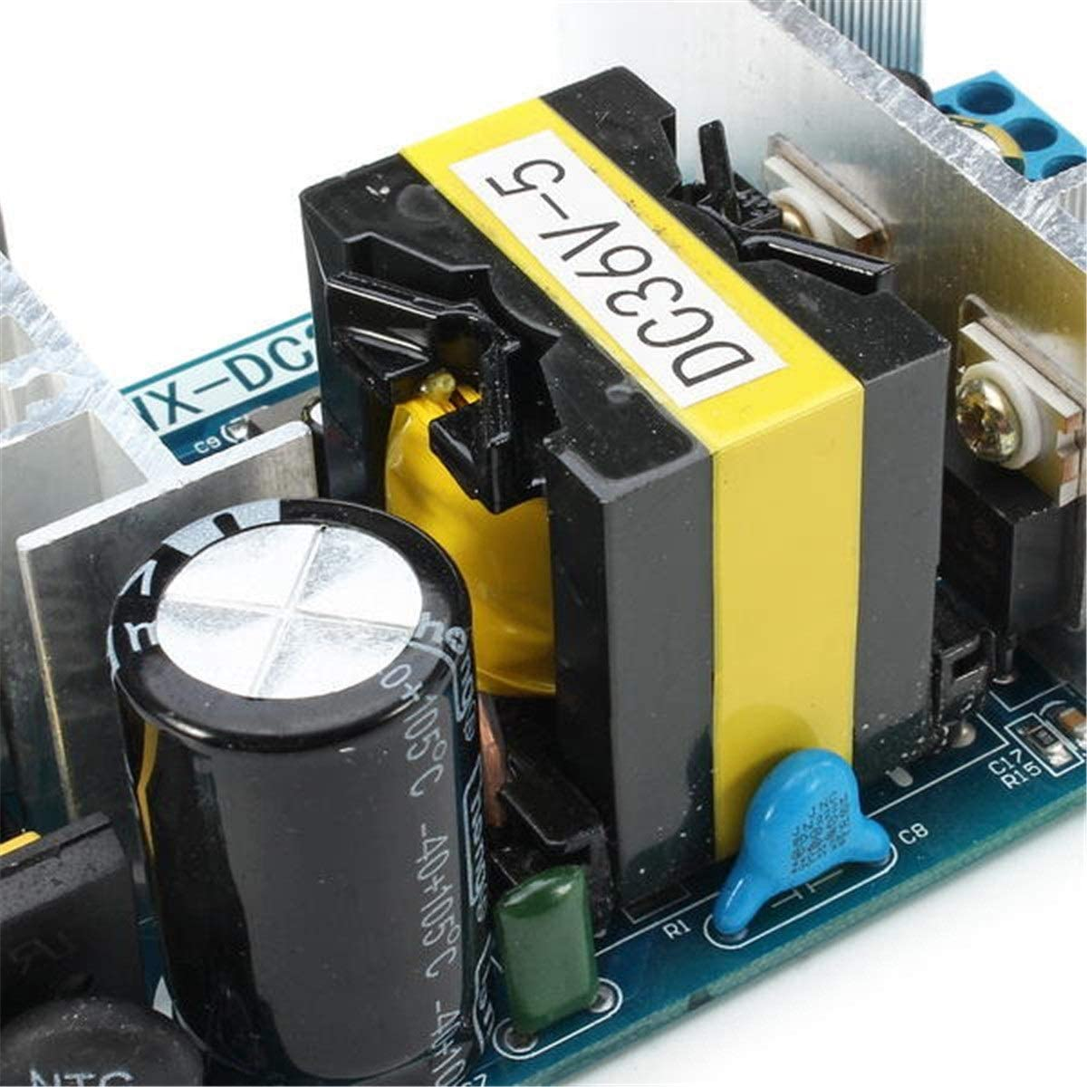 H.Y.FFYH Motorcycle Accessories 36V 180 W AC-DC Switching Power Supply Board High Power Industrial Power Supply Module