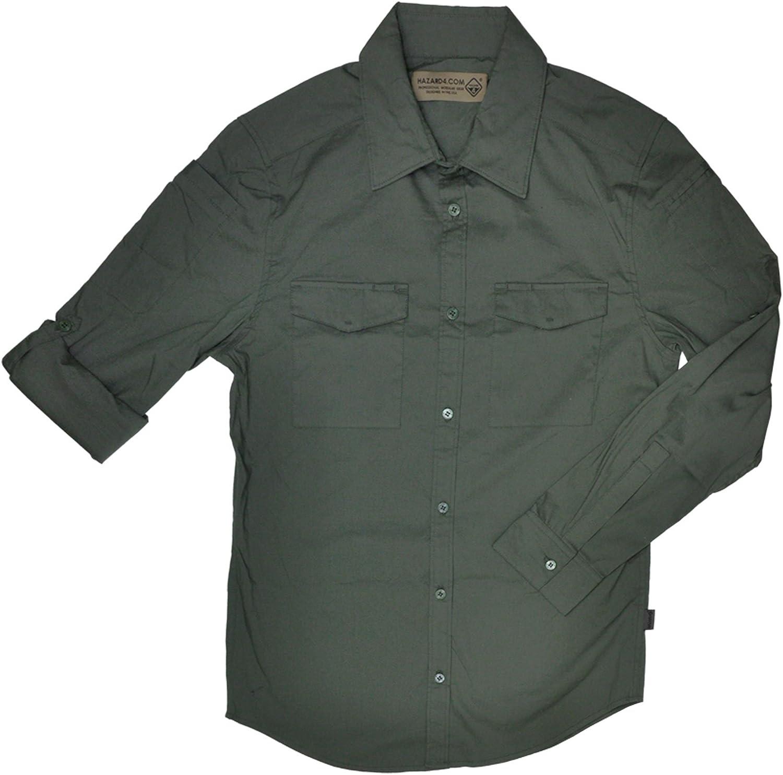 Hazard 4 - Camiseta elástica para Hombre, diseño Colonial de ...