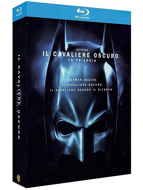 il cavaliere oscuro - la trilogia 3 blu-ray disc Italia Blu-ray Italia: Amazon.es: vari, vari, vari: Cine y Series TV