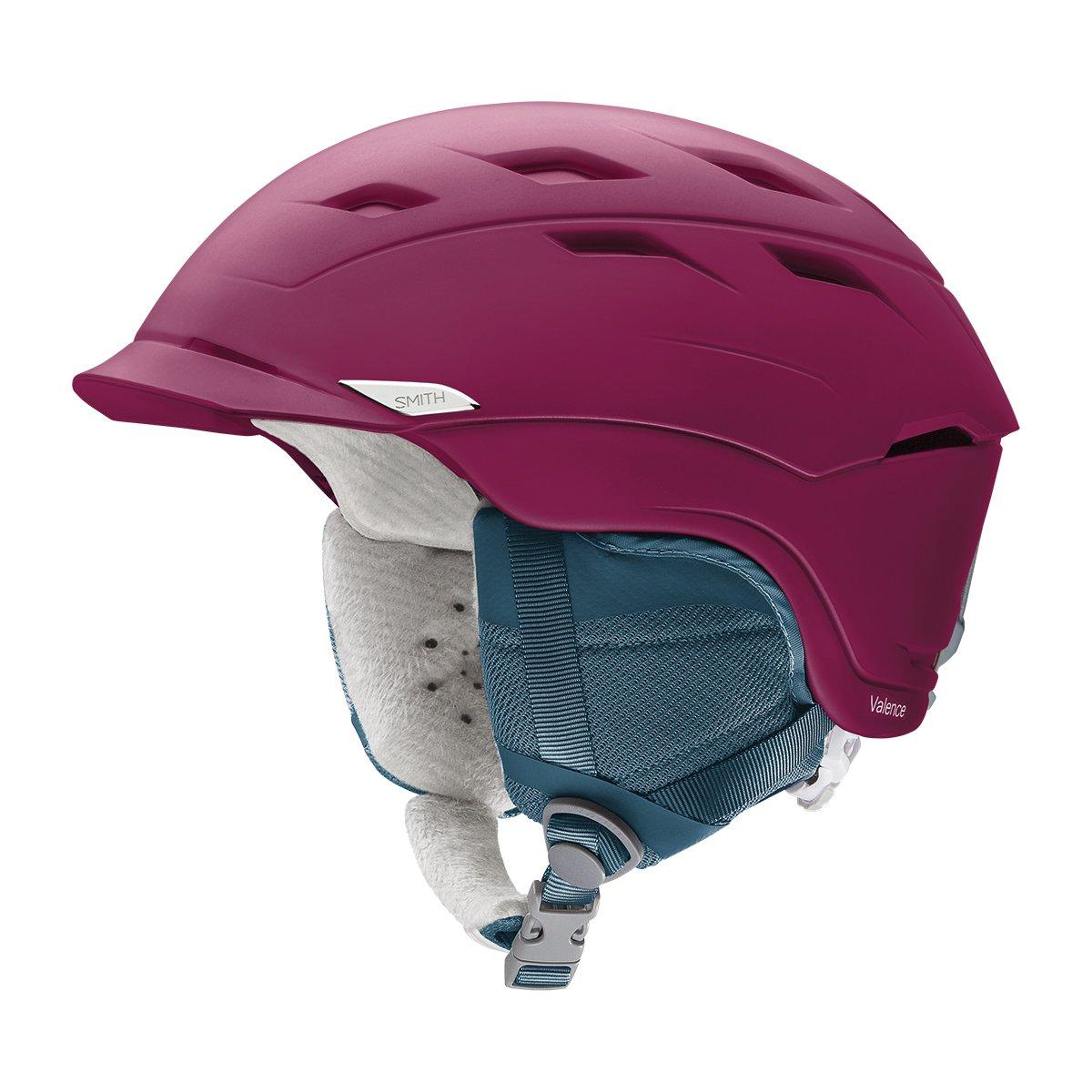 Smith Valence Snow Helmet - Matte Grape (Small) by Smith Optics