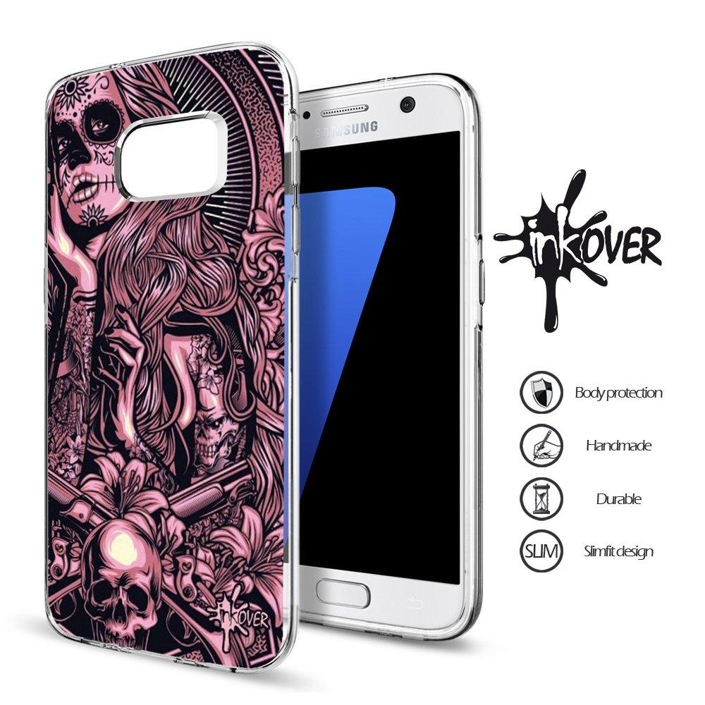 Funda Samsung Galaxy A5 2017 - INKOVER: Amazon.es: Electrónica