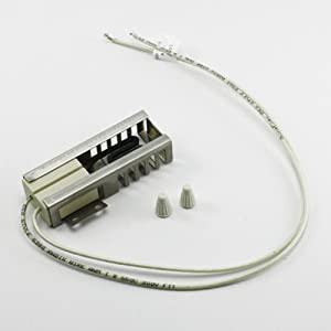 Replacement Flat Oven Ignitor Replaces: 5303935066, 814269, WB2X9998, WB13K21