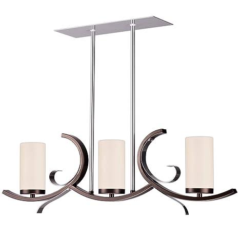 MIRAMI 3B moderna lámpara de techo lámpara de techo Art-deco ...