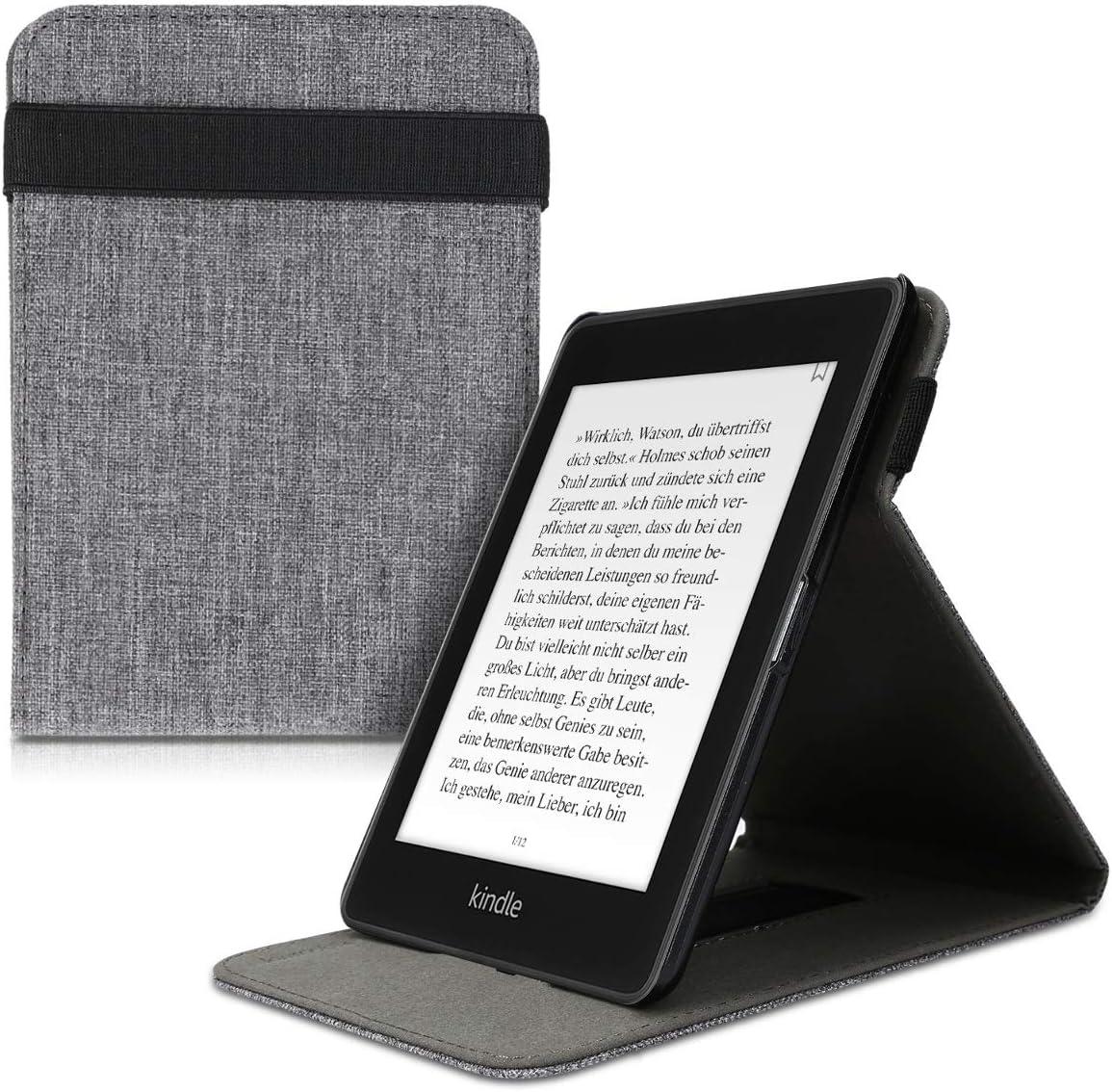 kwmobile Funda Compatible con  Kindle Paperwhite - para eReader 10. Gen - 2018 Ola Japonesa