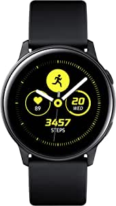 SAMSUNG SM-R500NZDAXSP Galaxy Watch Active, Black