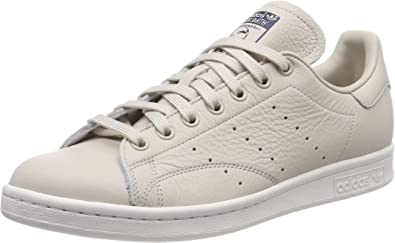 adidas Stan Smith, Chaussures de Running Homme, Multicolore (Clear BrownCrystal WhiteCollegiate Navy Bd7449), 36 EU