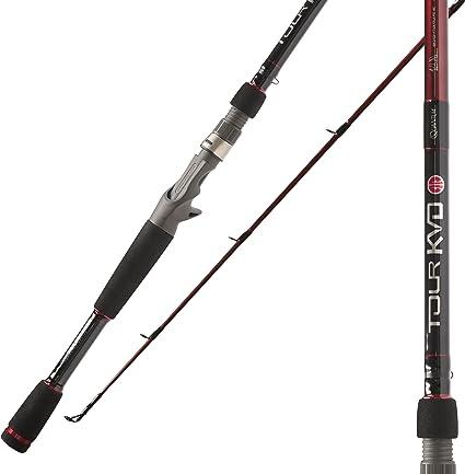 Amazon.com : Quantum Fishing Kevin Vandam KVD Cranking Rod (7-Feet/Medium) : Sports & Outdoors