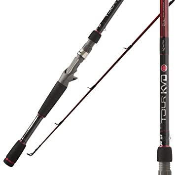 Amazon com : Quantum Fishing Kevin Vandam KVD Cranking Rod