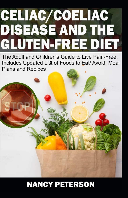 celiac disease diet food list