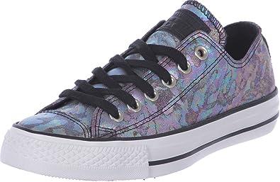 8c0d670d828e Convers Women CTAS OX 551590C Sneakers Black Purple UK 3