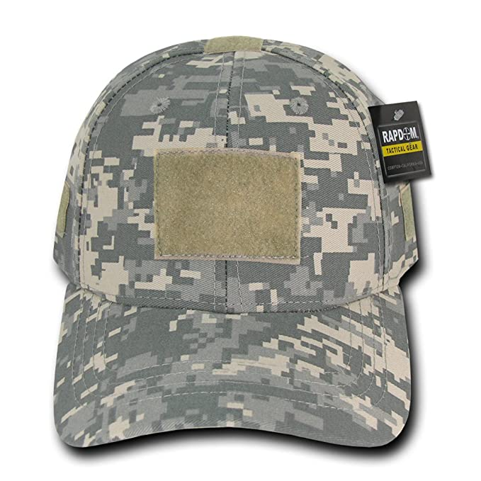 Rapid Dominance RAPDOM Low Crown Soft Top Tactical Caps Operator Hat  (Adjtable 66ea08dd673d