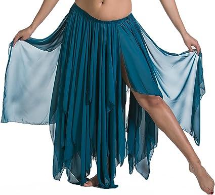 Miss Belly Dance Accesorios para Danza del Vientre 13 Falda de ...
