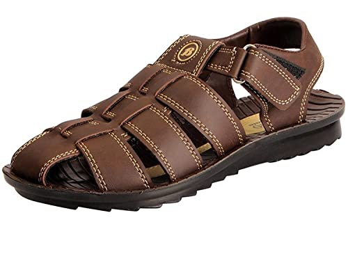 a18a5661411f Bata Men s Suede Sandals  Buy Online at Low Prices in India - Amazon.in