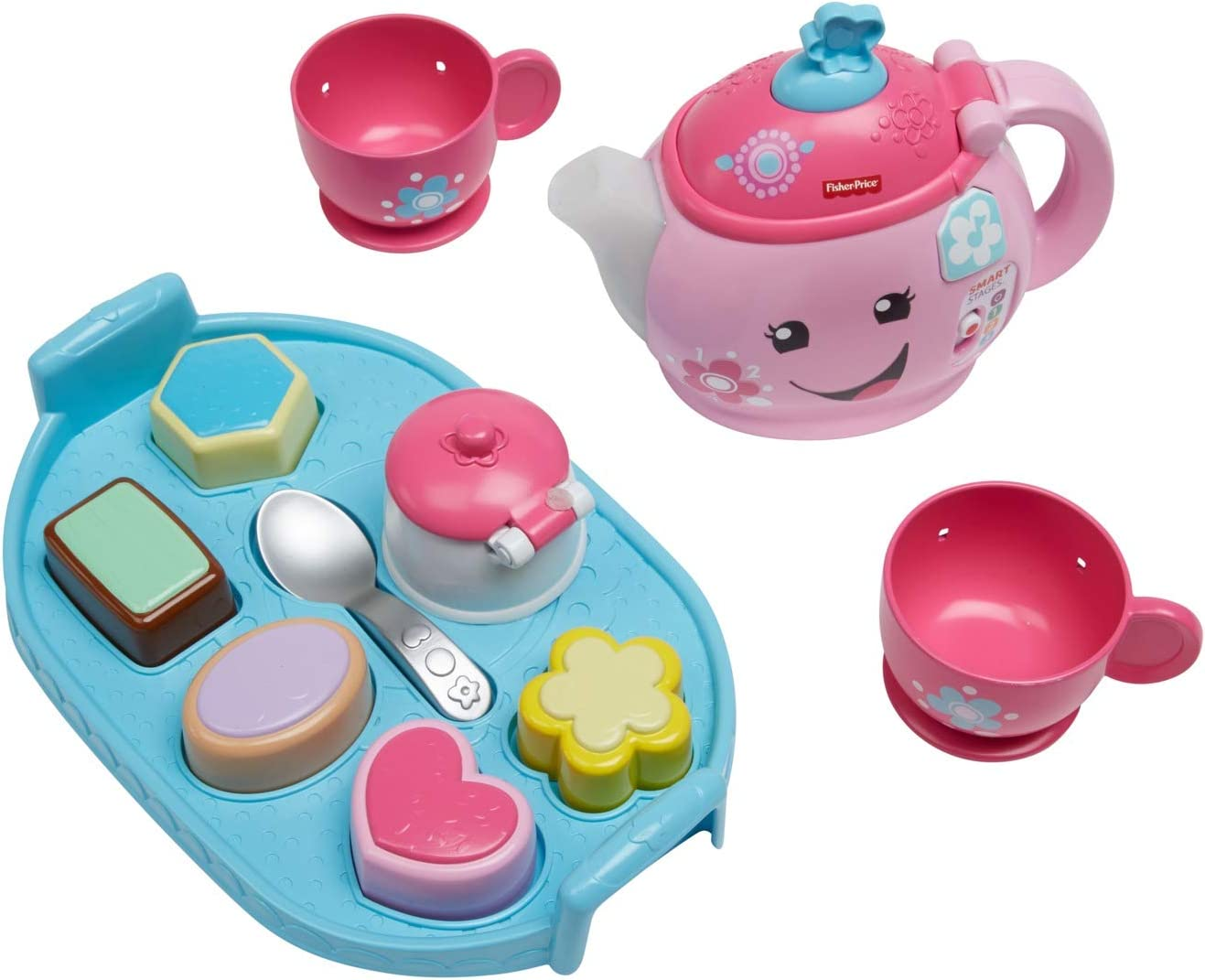 Fisher-Price Laugh & Learn Sweet Manners Tea Set