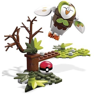 Mega Construx Pokemon Dartrix Dom Building Set: Toys & Games