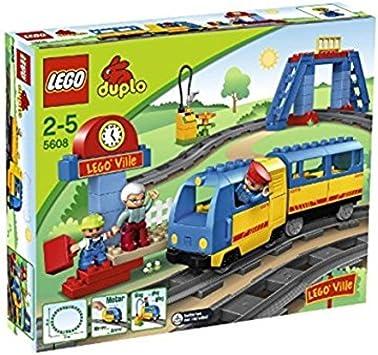 Amazon Com Lego Duplo Train Starter Set 5608 Toys Games