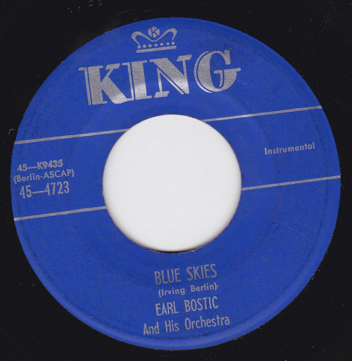 Blue Skies/Mambolino (7''/45 rpm)