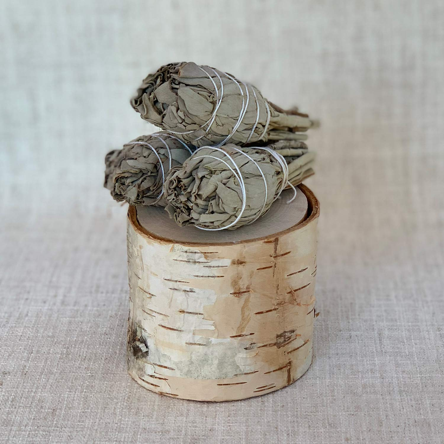SMUDGE REFILL KIT STICKS - Chakra Balancing, White Sage & Palo Santo, for Healing Incense, Purifying, Protection, Spiritual Cleansing, Good Luck, Prosperity, Home Blessing and Meditation Stress Relief by My Lumina (Image #3)