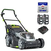 Murray IQ18WM44 Cordless Lawnmower