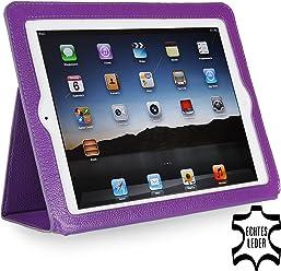 StilGut Executive Case, custodia in pelle pregiata per Apple iPad 3 & iPad 4