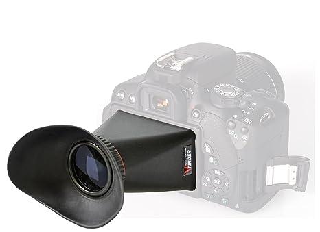 MegaGear cámara réflex Digital LCD Visor para Canon T5i (700d ...