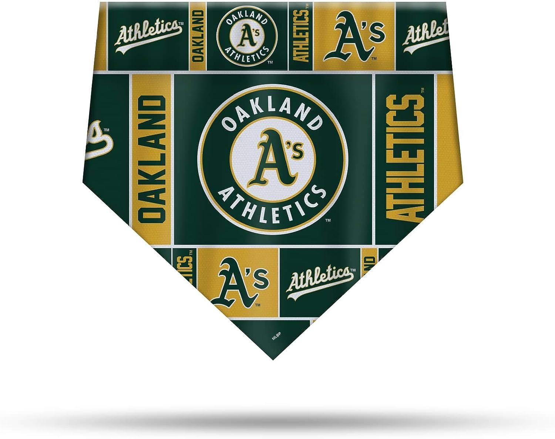 Sparo Oakland Athletics Dog Bandana Medium Pet Bandanas Sports ...